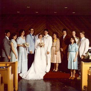 The Family Wedding Shot